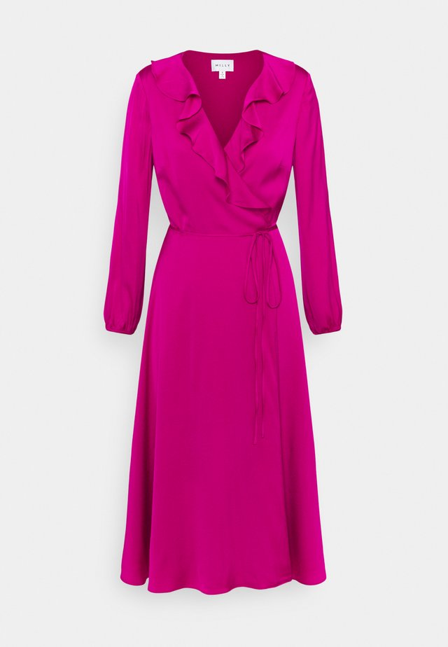 EMALEE DRESS - Day dress - magenta
