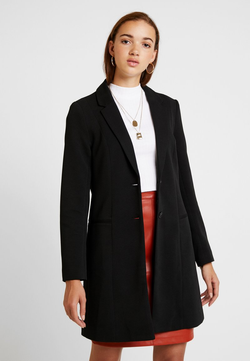 ONLY - LINDA - Korte frakker - black