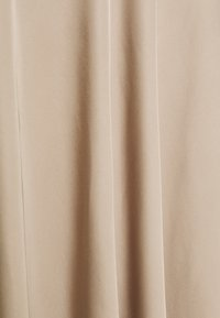 Marc O'Polo PURE - BIAS CUT SKIRT MIDI LENGHT FLOWY - A-snit nederdel/ A-formede nederdele - latte macchiato - 2