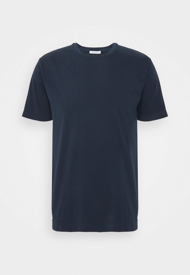 T-shirt basic - dark blue