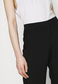 YAS - YASNUTEO PANT - Trousers - black - 4