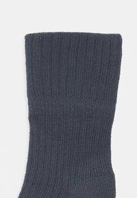 Name it - NBMRARIO 4 PACK - Socks - dark slate/monks robe - 3