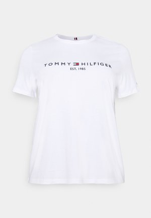 REGULAR TEE - T-shirt print - white