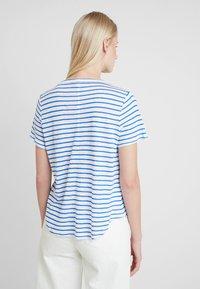 Banana Republic - VEE TEE - Basic T-shirt - bold blue - 2