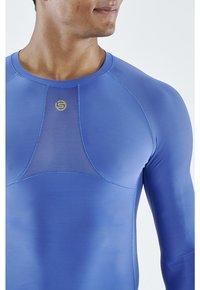Skins - Camiseta de deporte - blue - 5