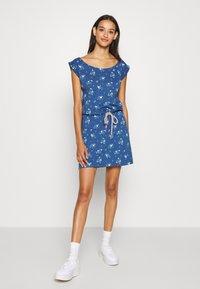 Ragwear - TAMY - Žerzejové šaty - blue - 1