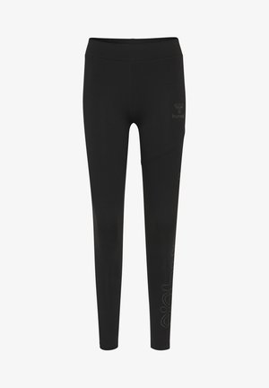 HMLZILLE - Leggings - black