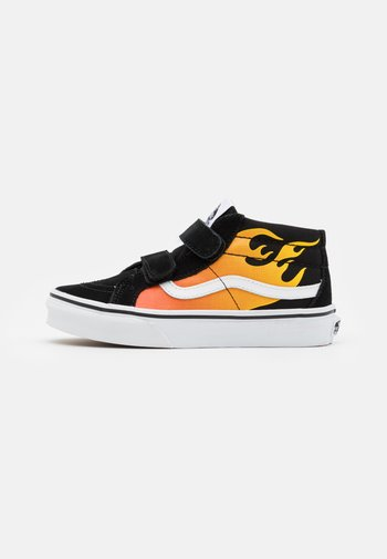 SK8 MID REISSUE  - High-top trainers - black/true white