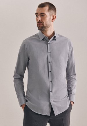 SHAPED  - Formal shirt - schwarz