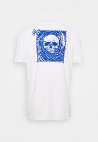 Quiksilver - Print T-shirt - snow white - 1