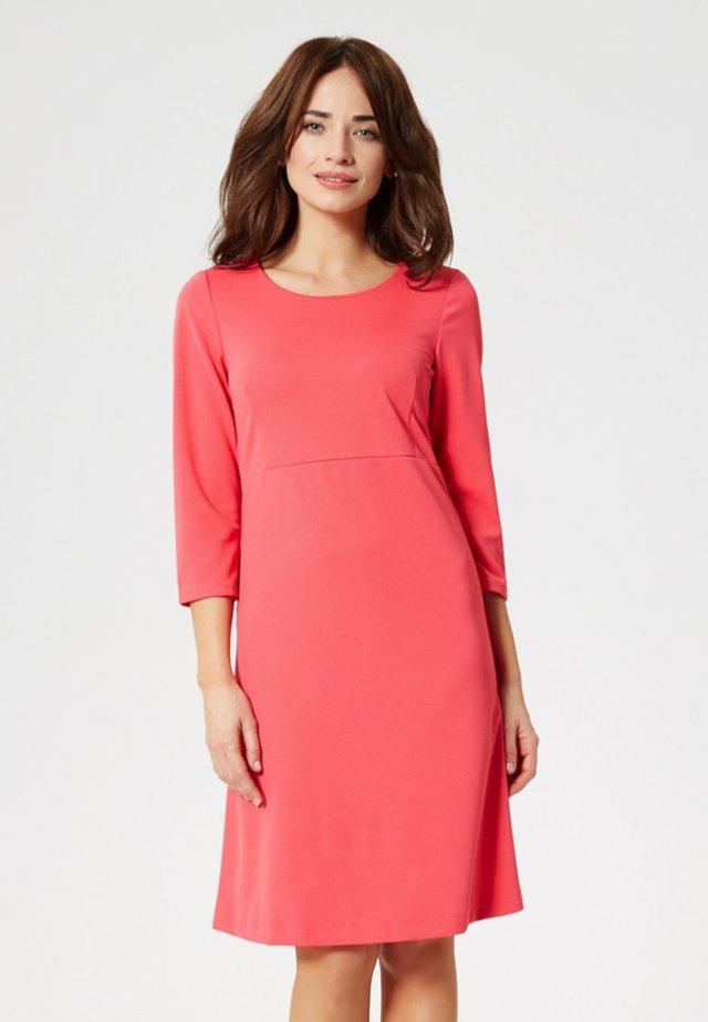 Denní šaty - raspberry
