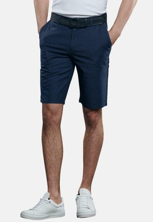 BERMUDA - Shorts - blau