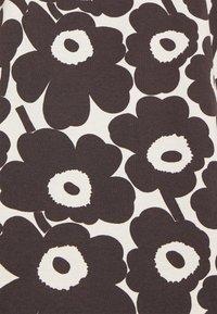 Marimekko - CLASSICS KAUTTA MINI UNIKKO - Print T-shirt - light beige/dark brown - 2