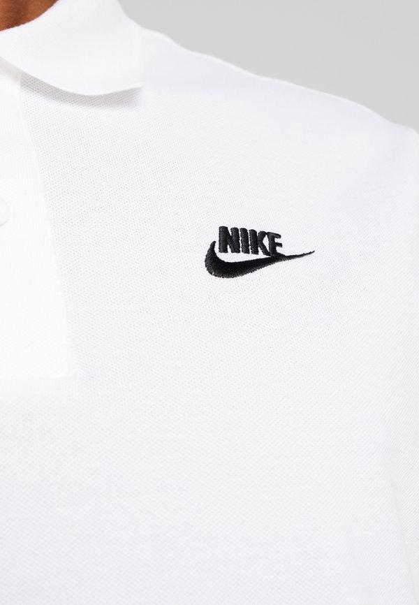 Nike Sportswear M NSW CE POLO MATCHUP PQ - Koszulka polo - white/biały Odzież Męska ZRIS