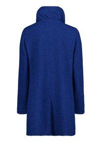 Gil Bret - MIT STEHKRAGEN - Classic coat - bright blue melange - 1