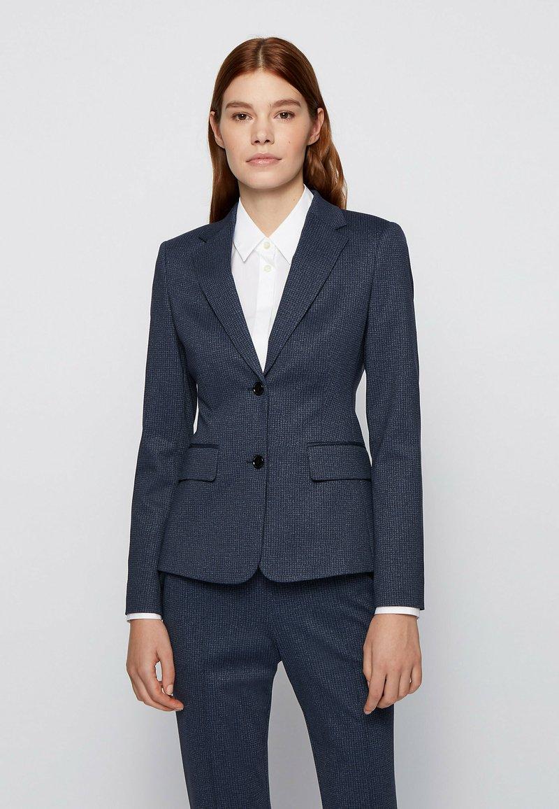 BOSS - JALETIA - Blazer - patterned