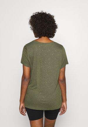 ONLBELIS LIFE - Print T-shirt - kalamata