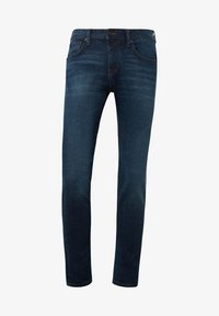 TOM TAILOR DENIM - Slim fit jeans - dark blue denim - 6