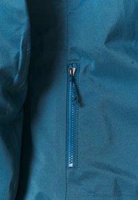 Patagonia - DIRT ROAMER - Hardshelljacke - steller blue - 3