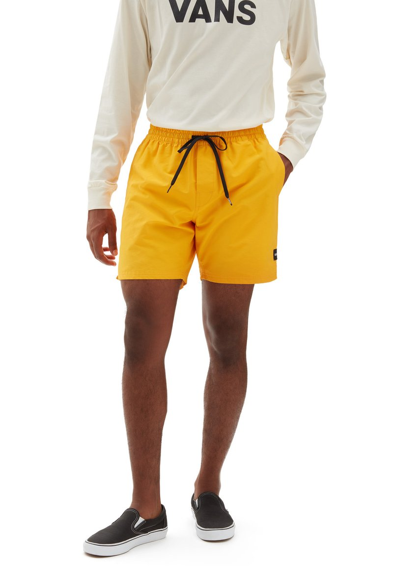 Vans - MN PRIMARY VOLLEY II - Shorts - yellow