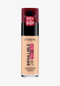 L'Oréal Paris - INFAILLIBLE 24H FRESH WEAR MAKE-UP - Foundation - 180 rose sand - 0