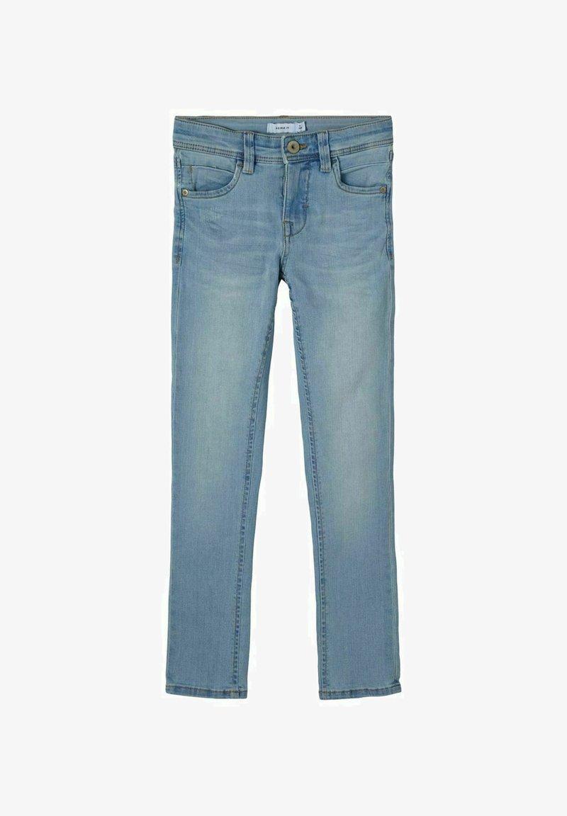 Name it - Slim fit jeans - light blue denim