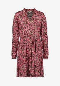 Garcia - Shirt dress - fiery pink - 3