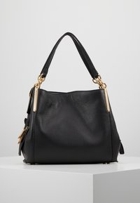 Coach - DALTON SHOULDER BAG - Håndveske - black - 2