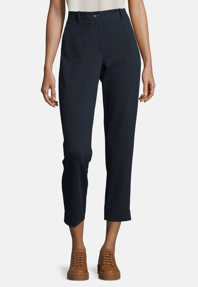 Trousers - blue/petrol