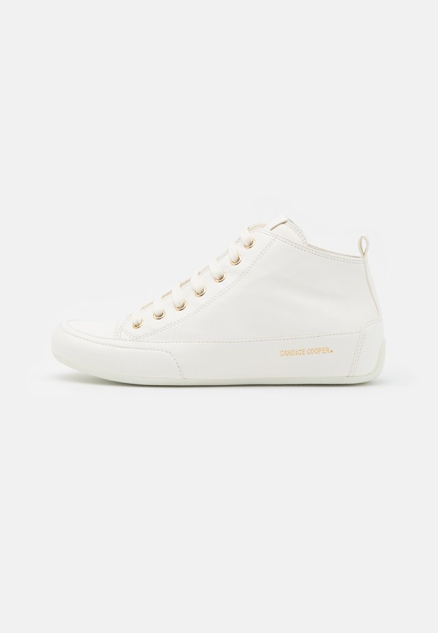MID - High-top trainers - allume panna