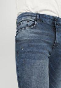 YOURTURN - Jeans Skinny Fit - dark blue - 3