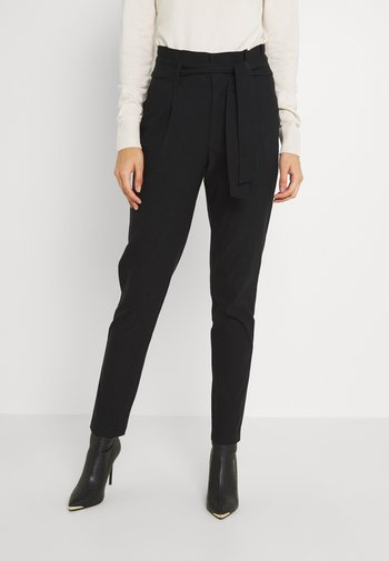 IHVERDA - Pantaloni - black