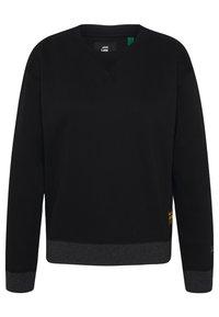 G-Star - PREMIUM CORE - Sweater - black - 4
