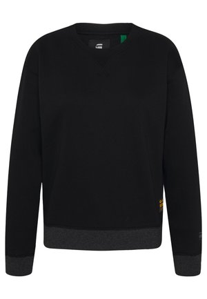 PREMIUM CORE R SW WMN L\S - Sweater - black