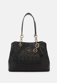 Guess - CHIC SHINE - Handbag - black - 1