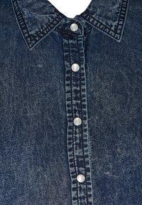 Zizzi - Button-down blouse - blue - 5