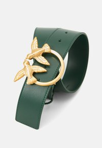 Pinko - BERRY SIMPLY BELT - Pásek - dark green