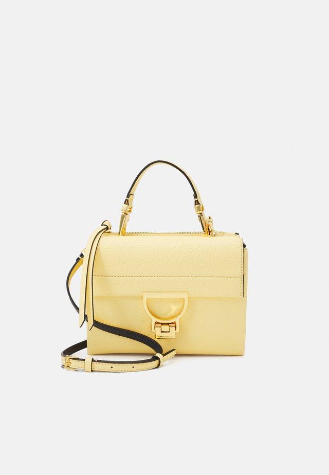 ARLETTIS - Handbag - sorbet yellow