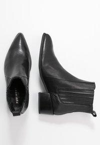 Pavement - SAGE - Bottines - black - 3
