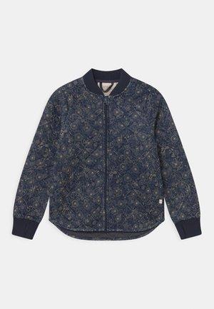THERMO LOUI - Outdoorová bunda - dark blue