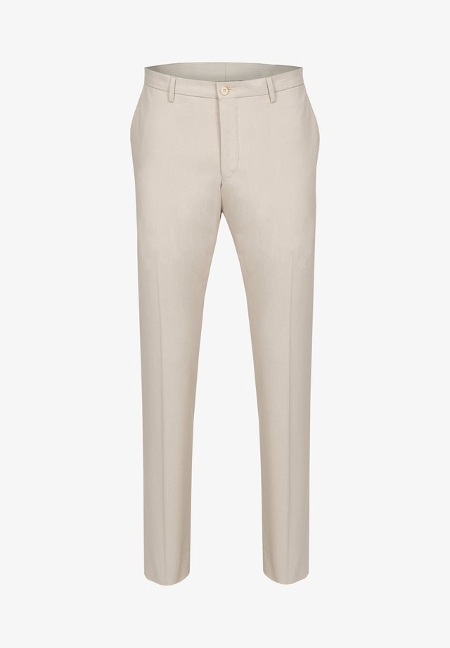 DH-XTENSION  - Suit trousers - sand