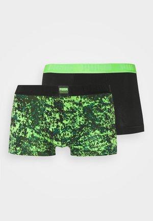 MEN 2 PACK - Underkläder - green