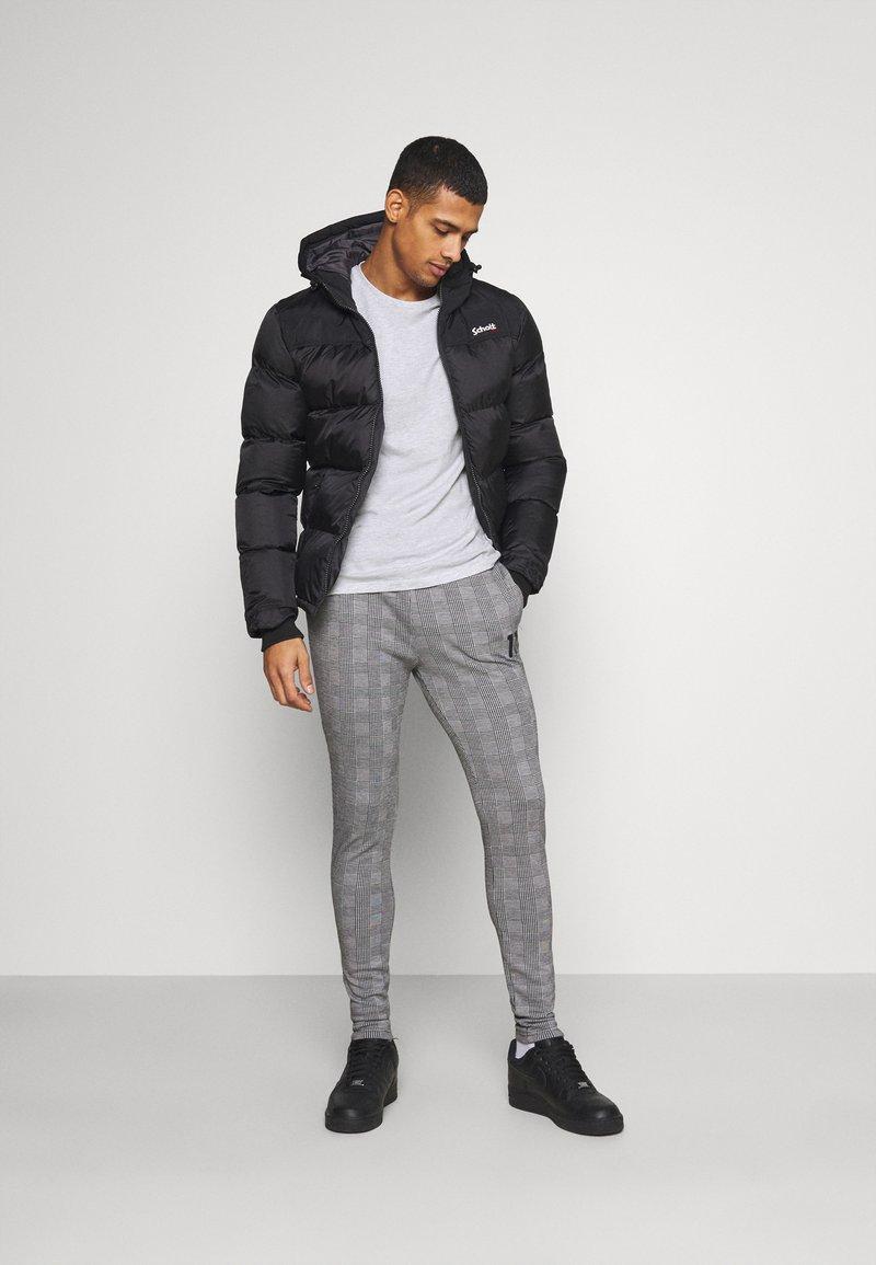 Burton Menswear London - TEE 3 PACK - Camiseta básica - navy