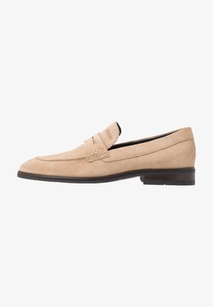KLEITOS LOAFER - Smart slip-ons - cappuccino