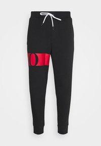 Polo Ralph Lauren - DOUBLE TECH - Pantaloni sportivi - black - 4