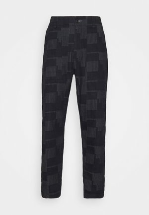 FATIGUE - Trousers - blue