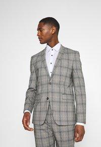 Esprit Collection - CHECK - Oblek - grey - 2