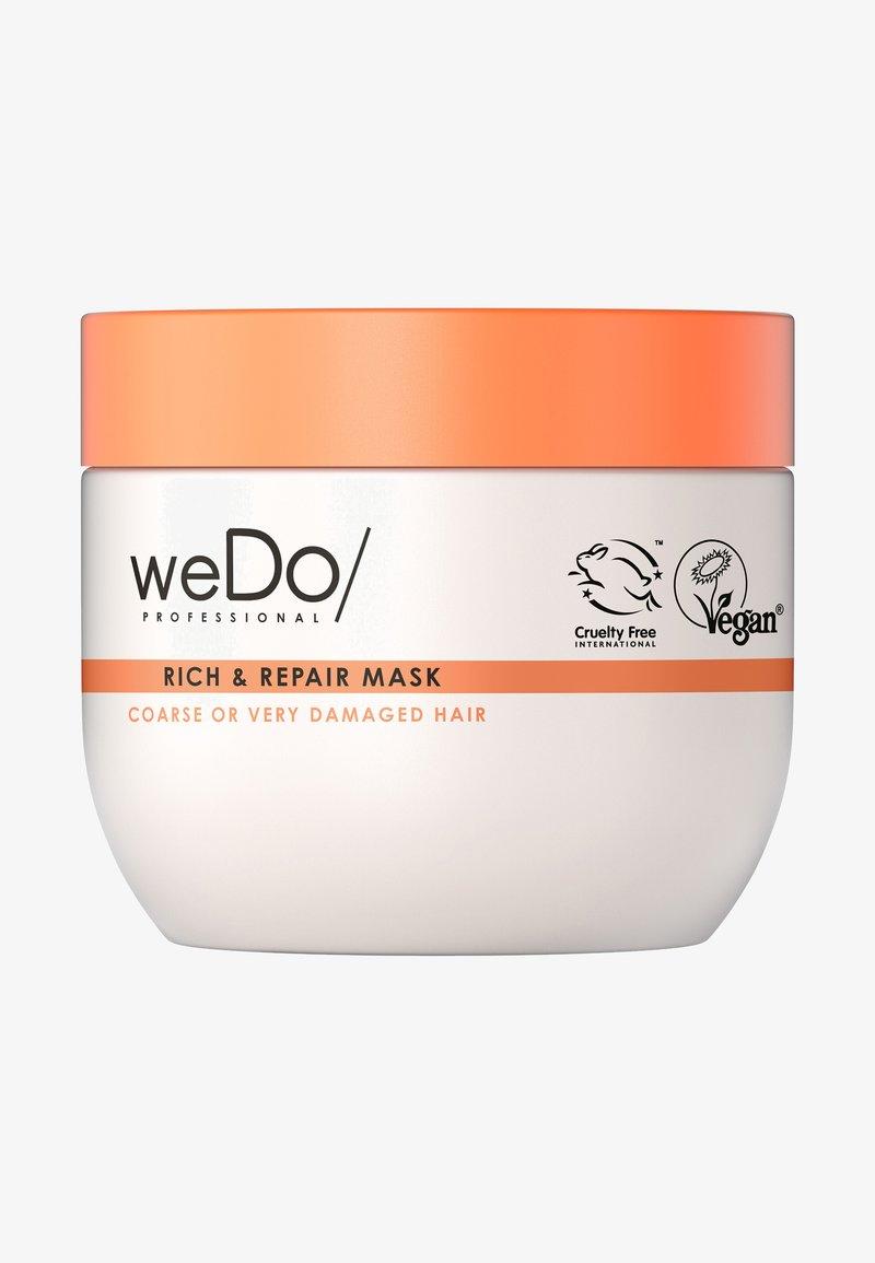 weDo/ Professional - RICH & REPAIR MASK - Hair mask - -