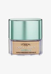 L'Oréal Paris - PERFECT MATCH MINERALS - Powder - 4d/4w naturel rose - 0