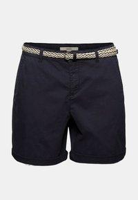 Esprit - STRETCH  - Shorts - navy - 10